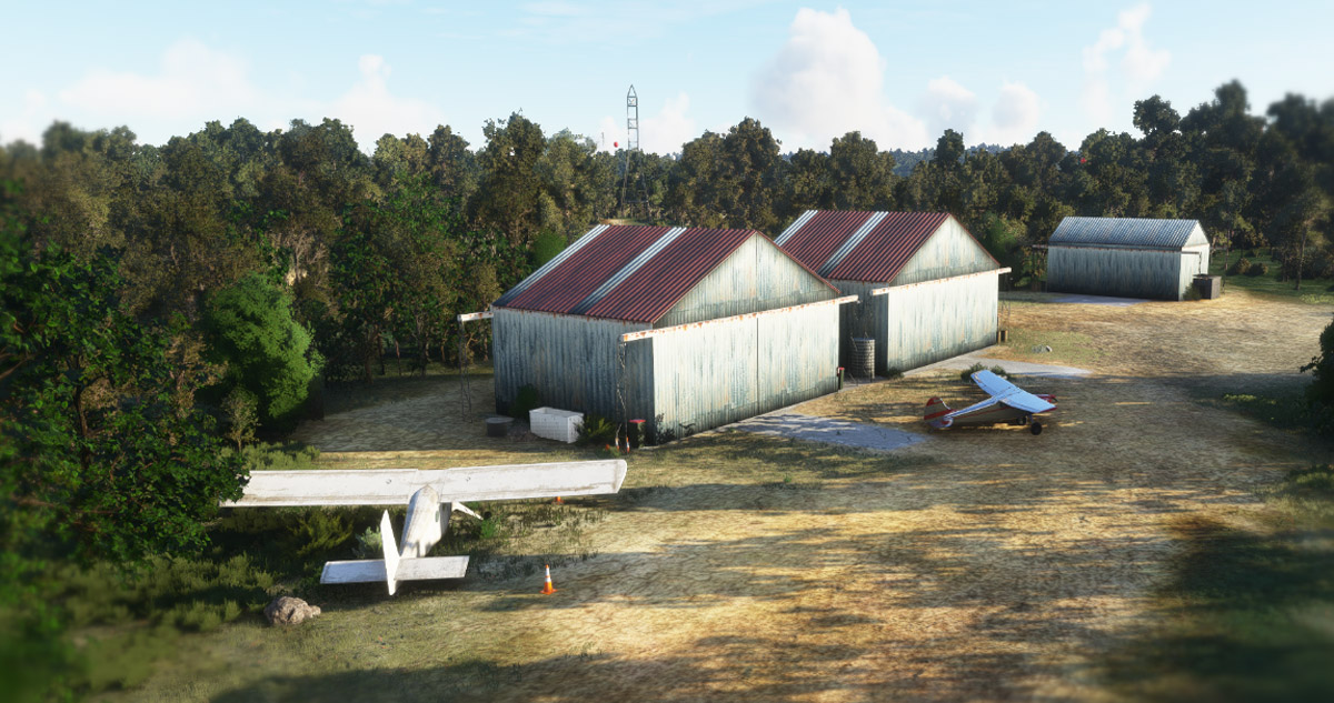 MSX Creations releases Katoomba Airfield (Australia) for MSFS