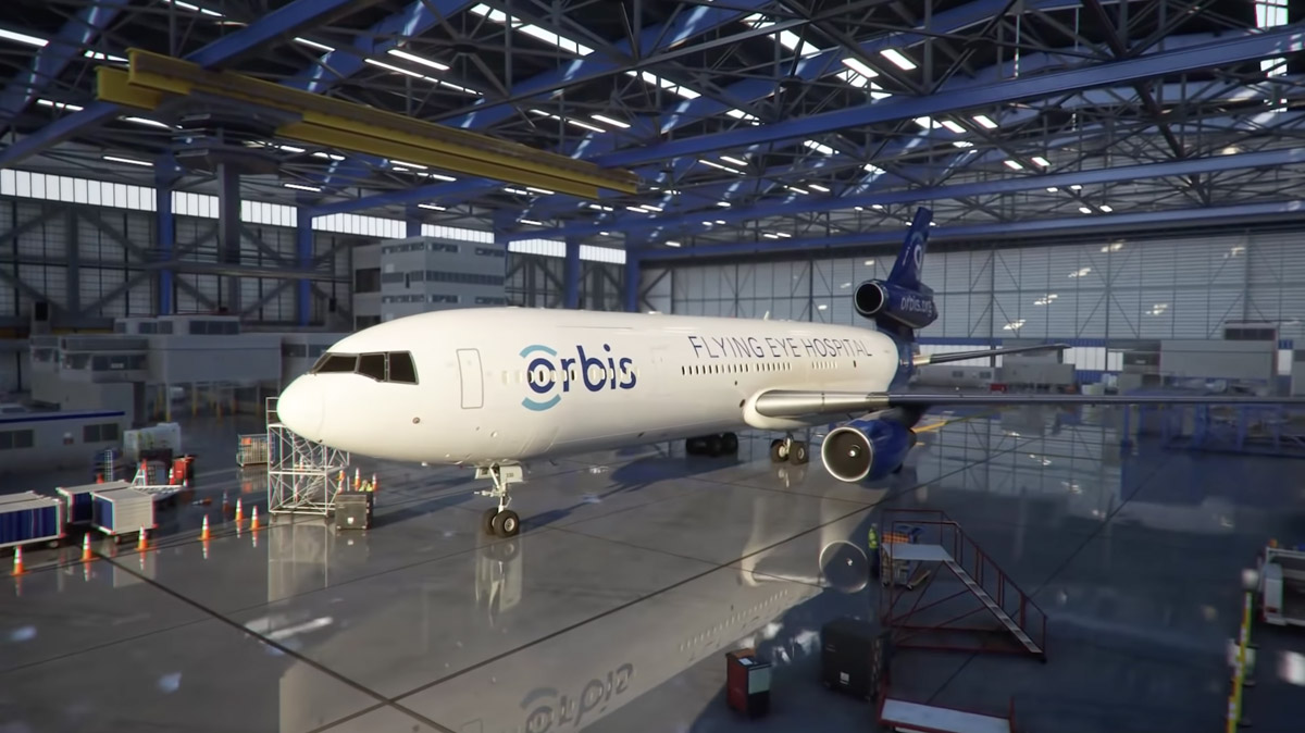 A DC-10 is coming to Flight Simulator… but you can't fly it