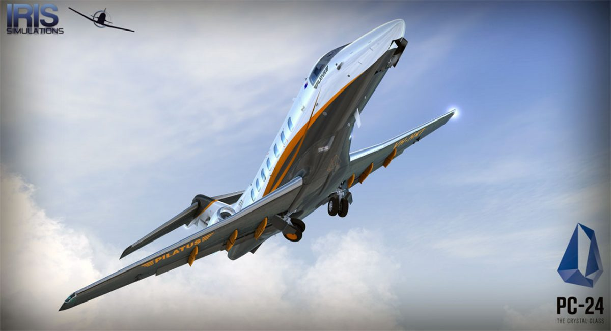 Pilatus PC-9 and PC-24 coming to MSFS as IRIS Simulations gets official license from manufacturer