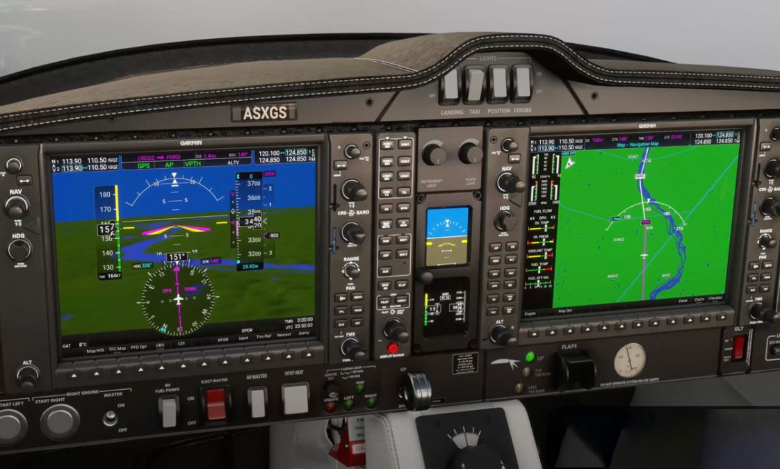 Working Title releases Garmin G1000 NXi in the MSFS Marketplace