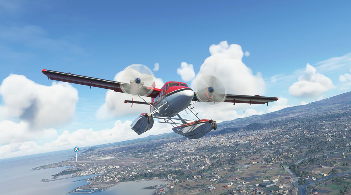 The Twin Otter from Aerosoft gets some new images