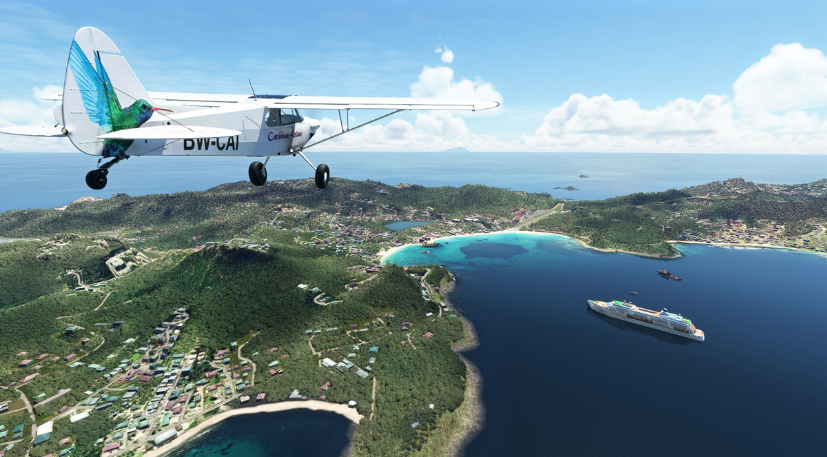 Perfect Flight releases Caribbean Private Journey for MSFS