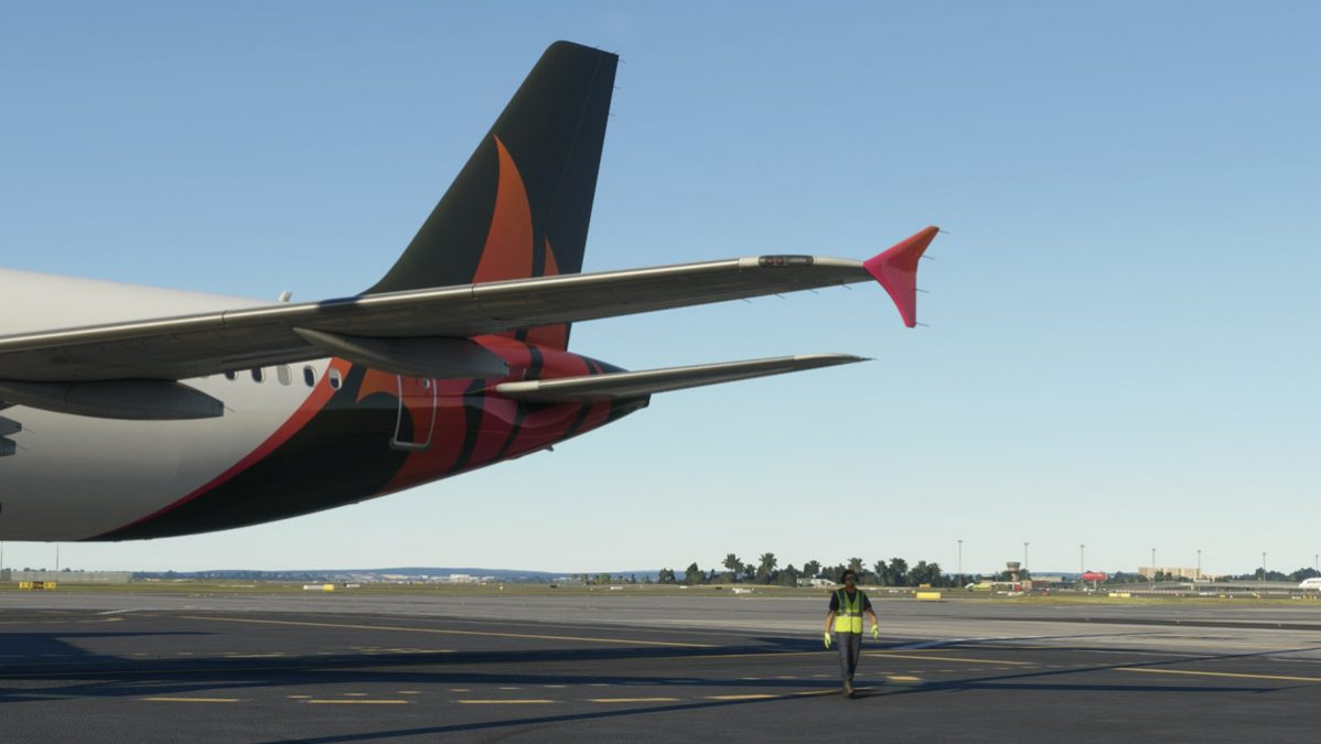 Highlights from Fenix Simulations Q&A and A320 external walkaround