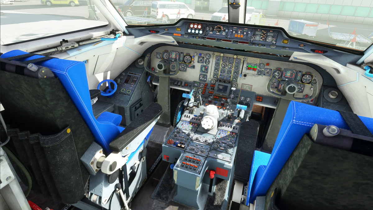 Just Flight shares superb new images of its Fokker F28 Fellowship