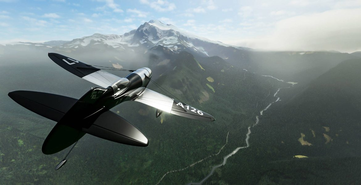 Gee Bee R3 Special MSFS 15