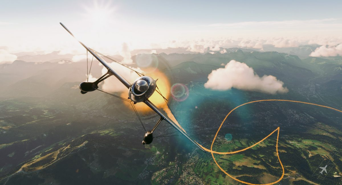 The awesome Gee Bee R3 Special is now available for MSFS