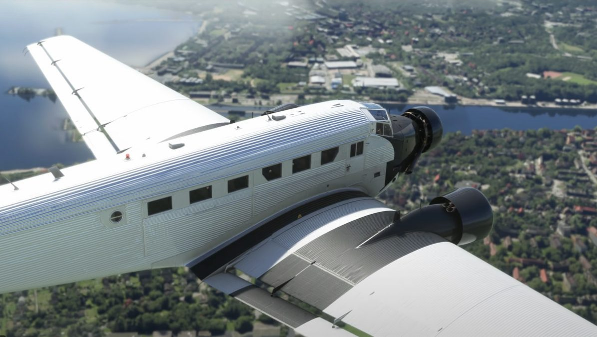 """The Junkers JU-52 will be the first in a series of """"Local Legends"""" featuring famous aircraft"""