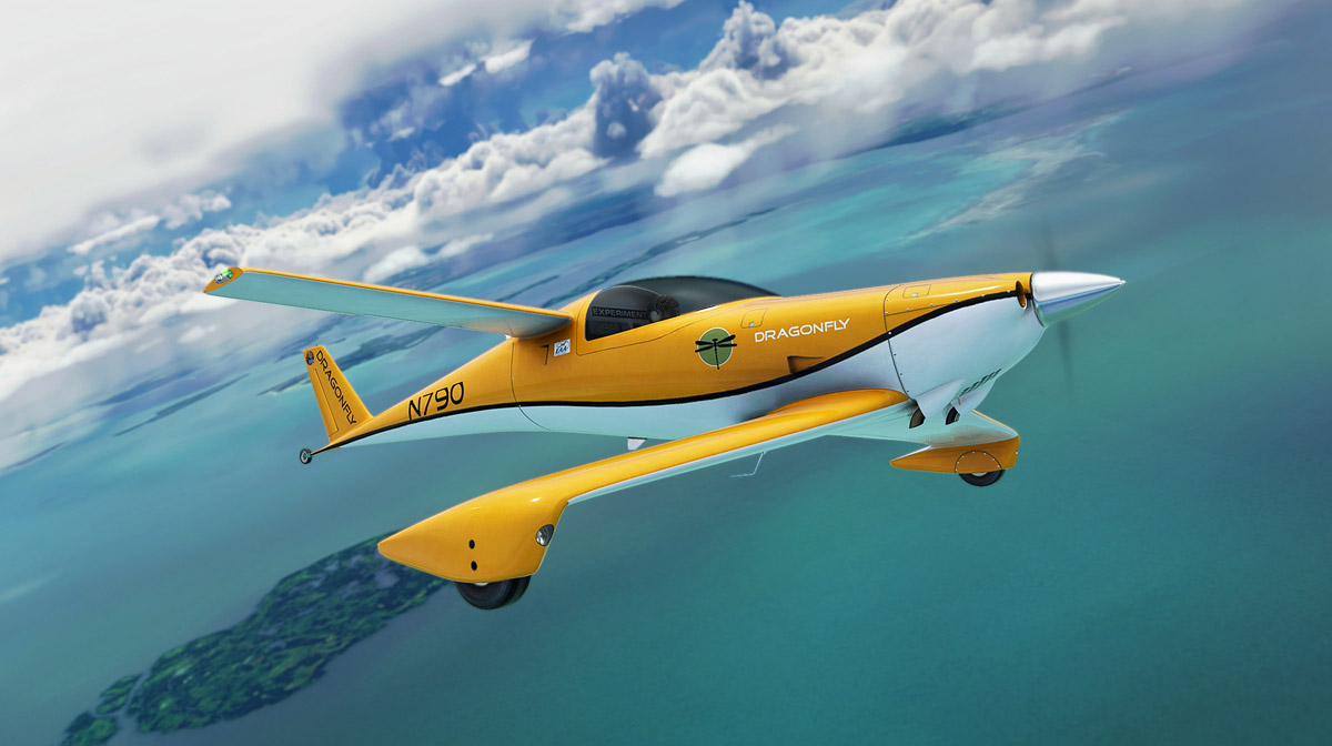 Lionheart Creations releases Quickie Q200 for Flight Simulator