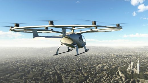 volocopter msfs