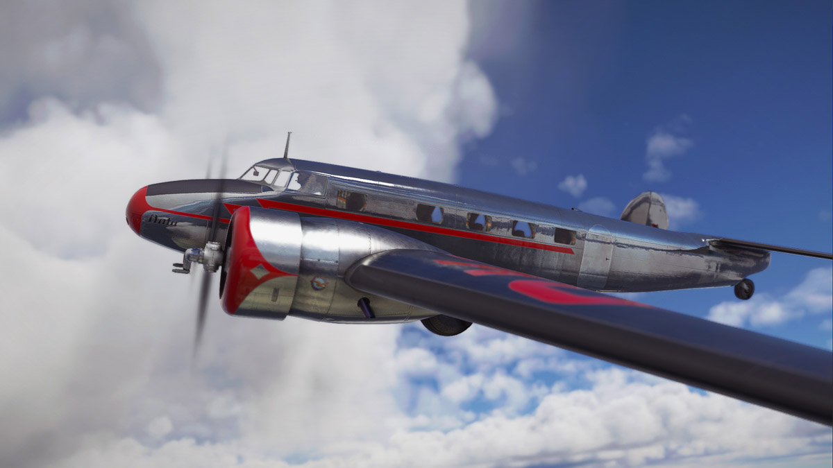 Aeroplane Heaven releases the Electra 10-A for MSFS