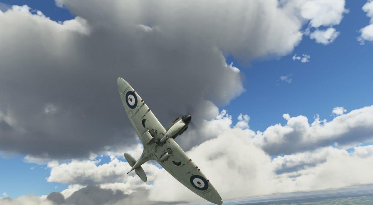 Aeroplane Heaven Spitfire MSFS 1