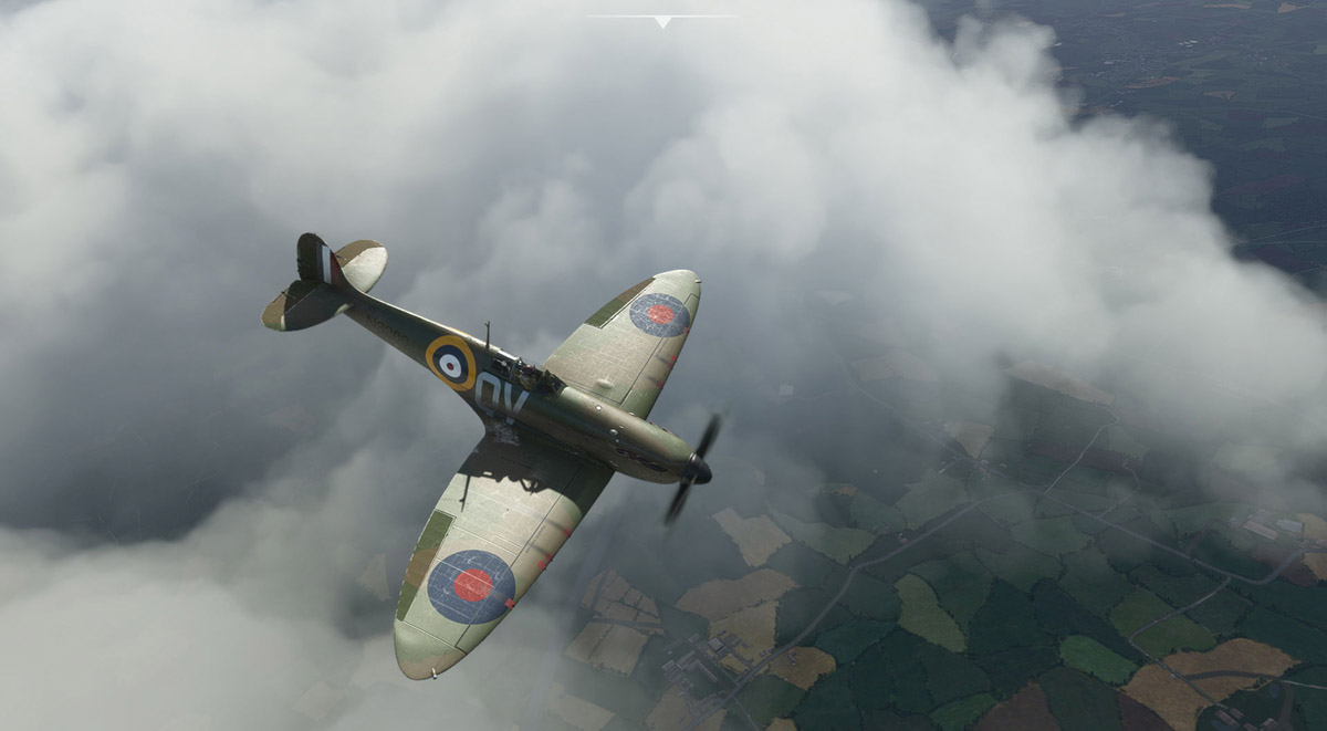 Aeroplane Heaven finally releases its Spitfire Mk1A for MSFS