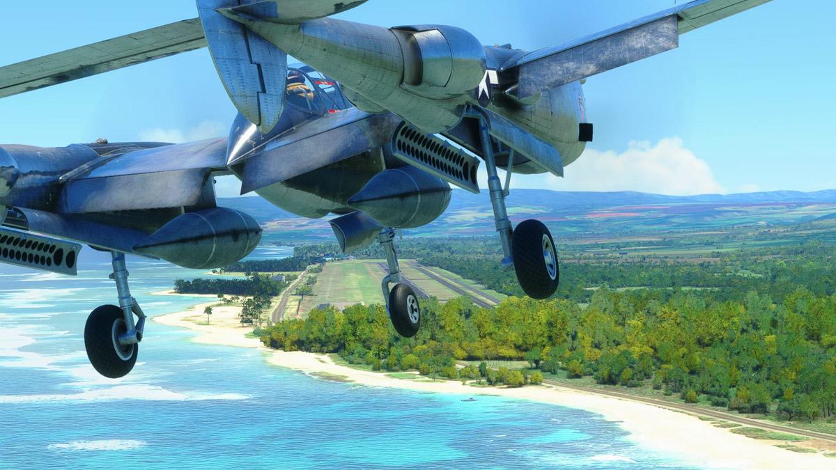 FlyingIron P 38L Lightning MSFS 4