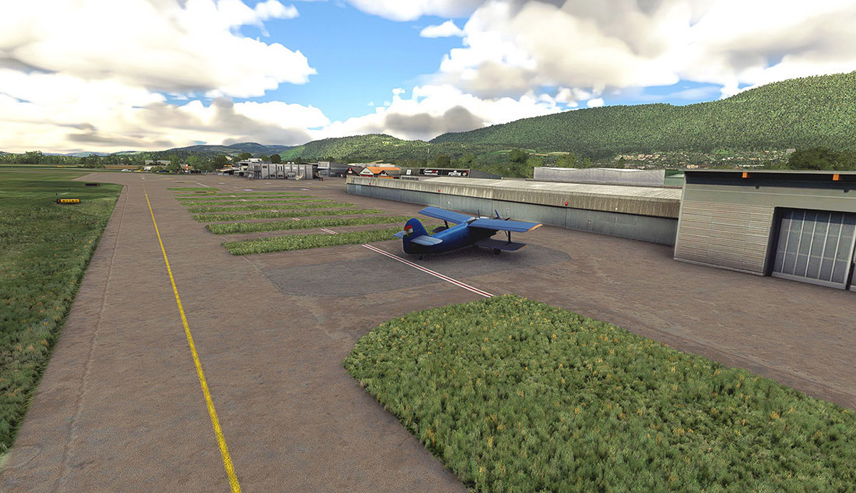 Grenchen Airport MSFS 5