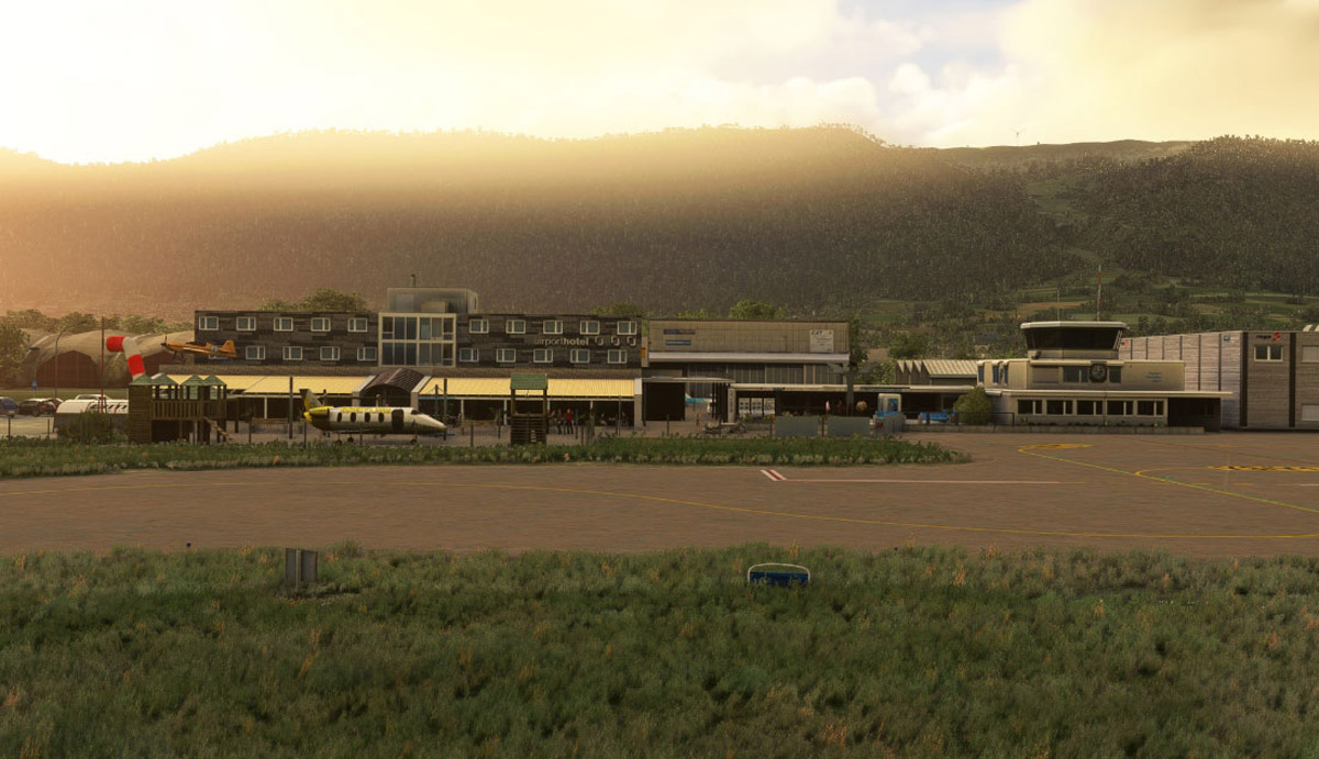 Grenchen Airport MSFS 7