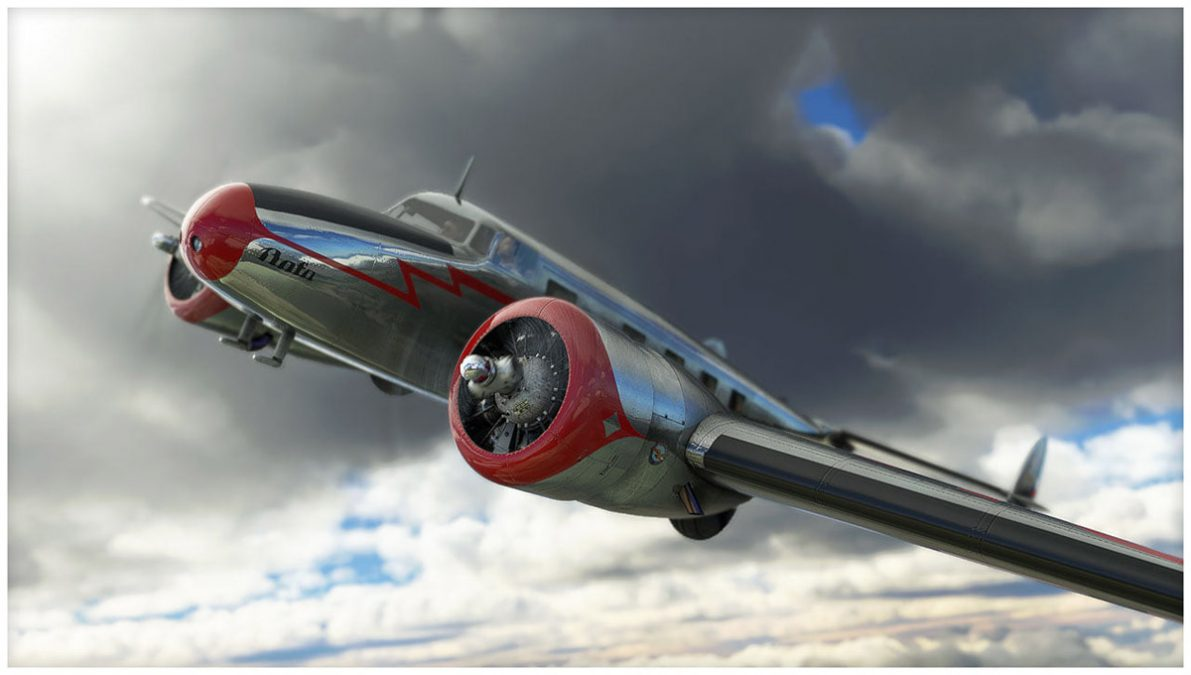 Aeroplane Heaven nearing the release of the Lockheed Electra 10-A for MSFS