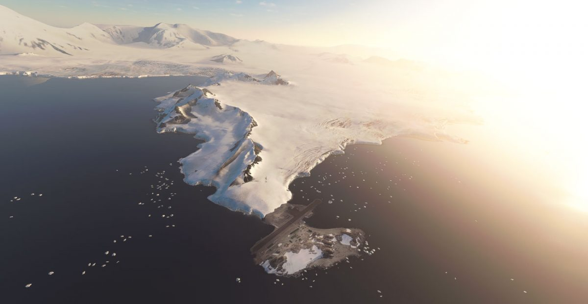 (Now available!) Aerosoft previews Antarctica Vol. 1 for MSFS, starring the long-awaited Twin Otter