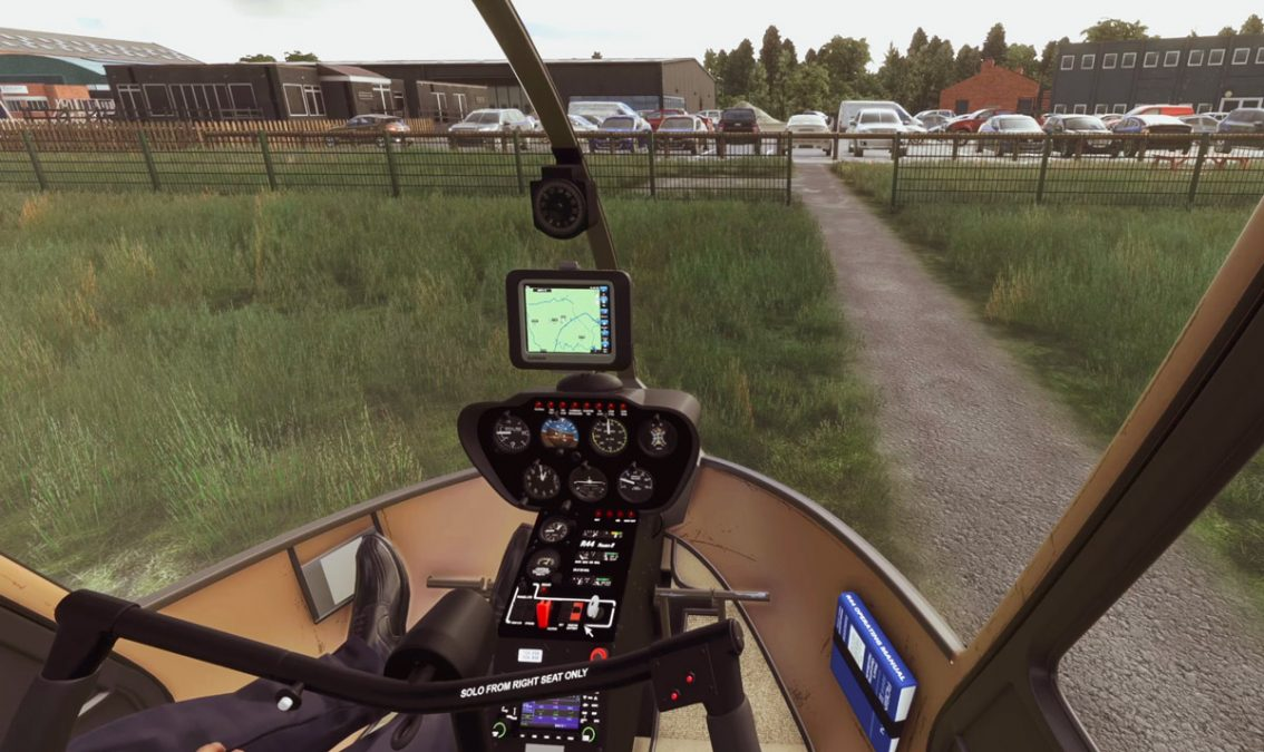 The freeware Robinson R44 helicopter is coming to MSFS this Wednesday, September 15th