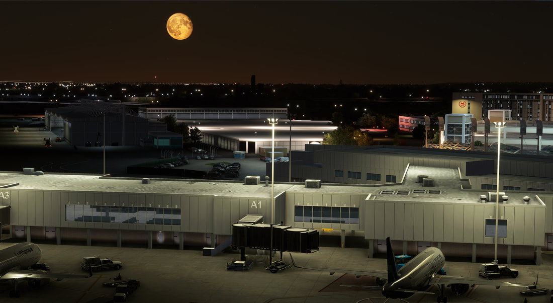 PacSim releases Cleveland-Hopkins Intl Airport for MSFS