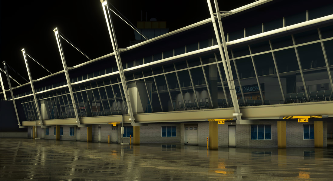 Cleveland Airport KCLE MSFS 8