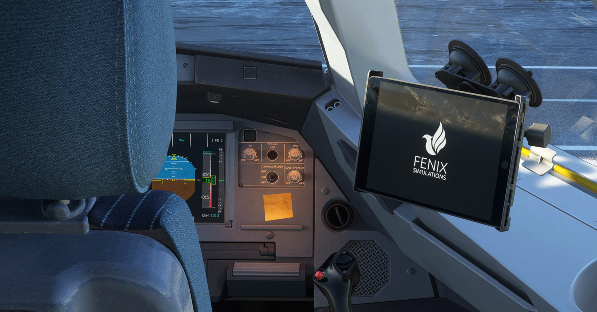 Fenix Simulations showcases the A320's EFB in MSFS