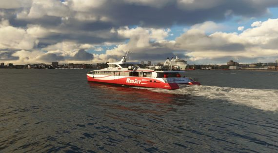Seafront Simulations Vessels UK South East MSFS 10