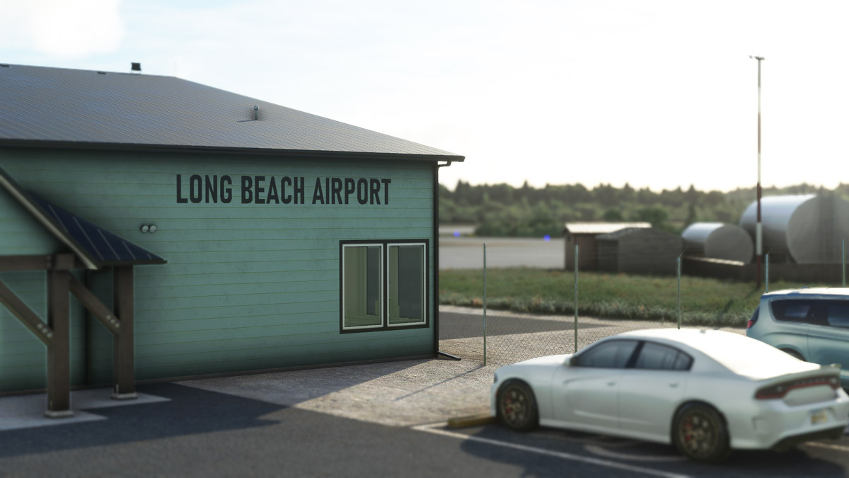 CanadianFlightSimStudios releases CYAZ Tofino/Long Beach Airport for MSFS