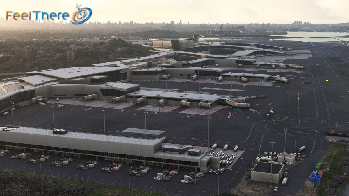 FeelThere releases the future La Guardia International Airport for MSFS