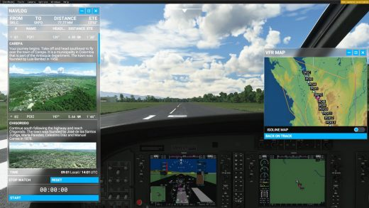 perfect flight andes msfs 6